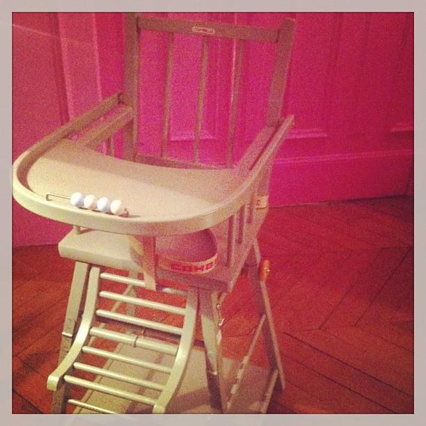 Chaise haute bois combelle for Chaise haute combelle elisa