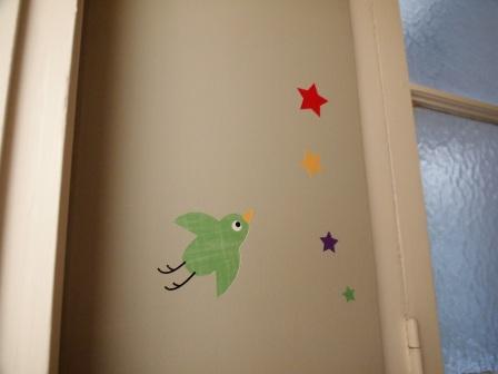 Stickers oiseaux par Fifi Mandirac