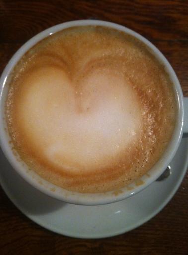 Cafe Latte Aubaine