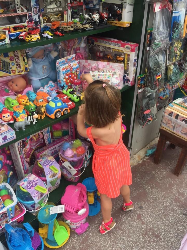 L'Italie, le paradis des enfants (et desparents)